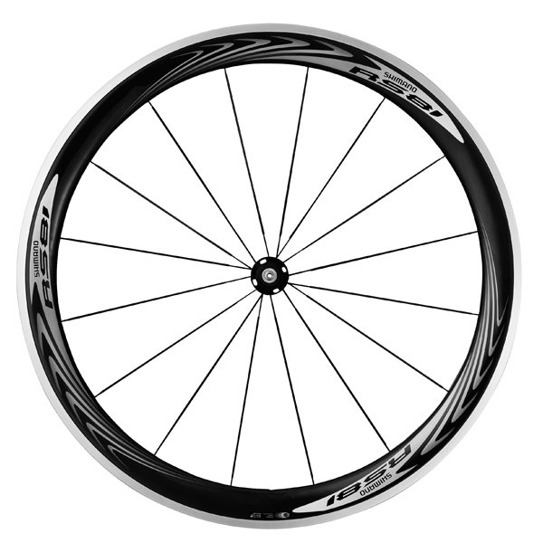 Shimano WH-RS81 C50 CL carbon forhjul | Forhjul