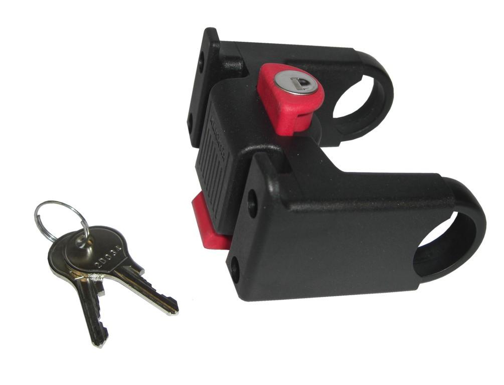 KLICKfix beslag med nøgle   Tasker > Tilbehør