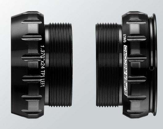 Campagnolo Super Record Ultra Torque krankleje skåle BSA | Bottom brackets bearings