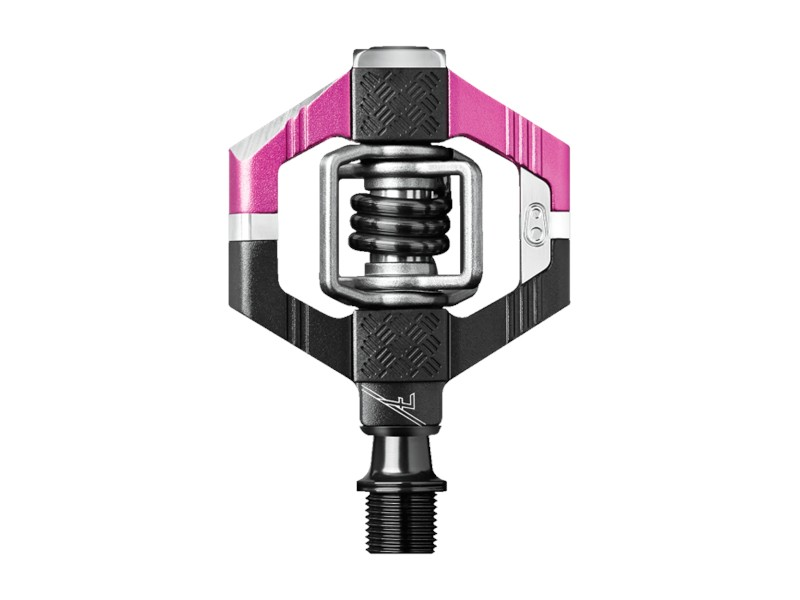 Crankbrothers Candy 7 Sort/pink | Pedals