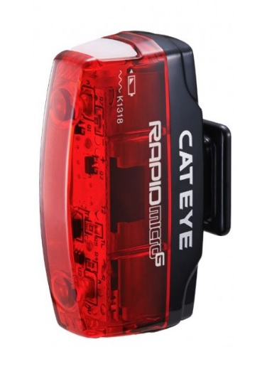 Cateye Rapid Micro G USB baglygte   Rear lights