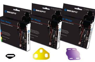 Bikefit Cleat Wedges justerings plader SPD | Pedal cleats