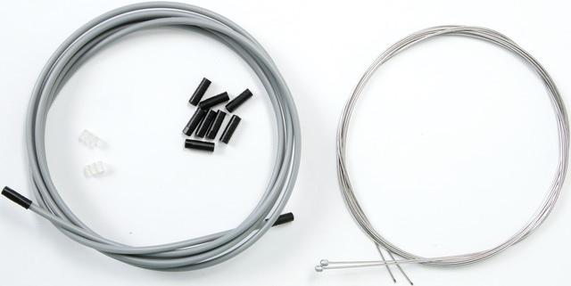 Contec gearkabelsæt Neo Shift+ grå   Gearkabler og wire