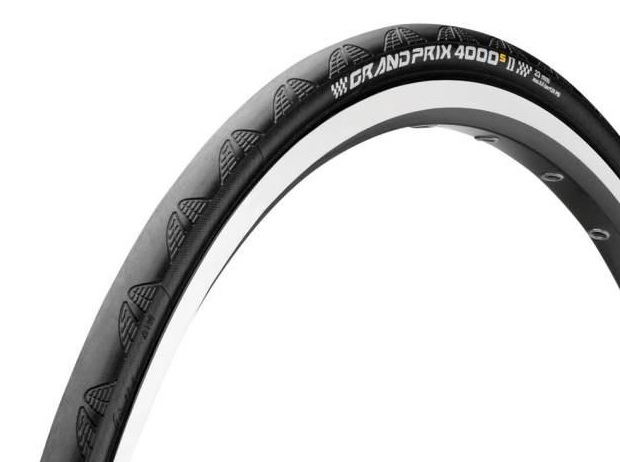 Continental Grand Prix 4000 S II 700x23c | Dæk