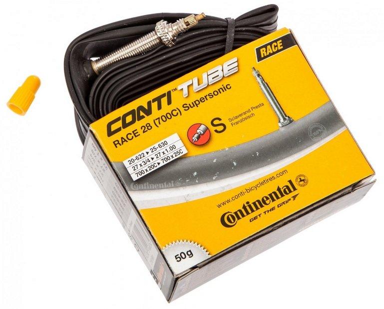 Continental supersonic slange 700x18-25 60 mm | Slanger