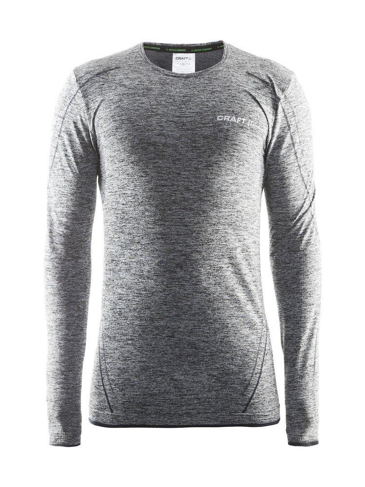 Craft Be Active comfort svedundertrøje langærmet grå - 269,00 | Base layers