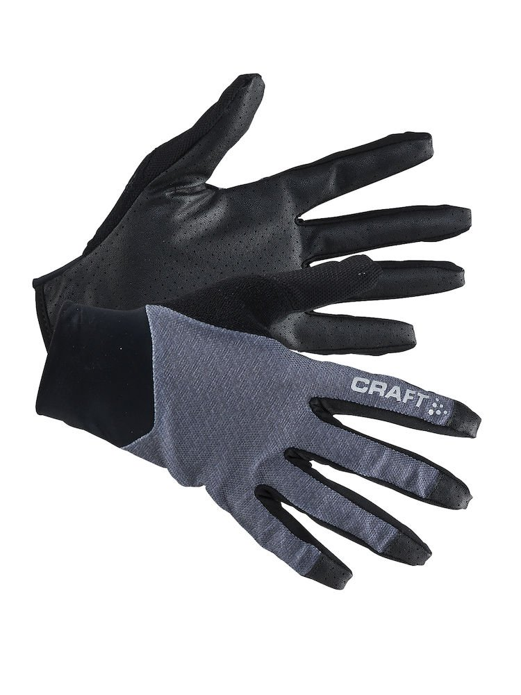 Craft Route handske grå | Handsker