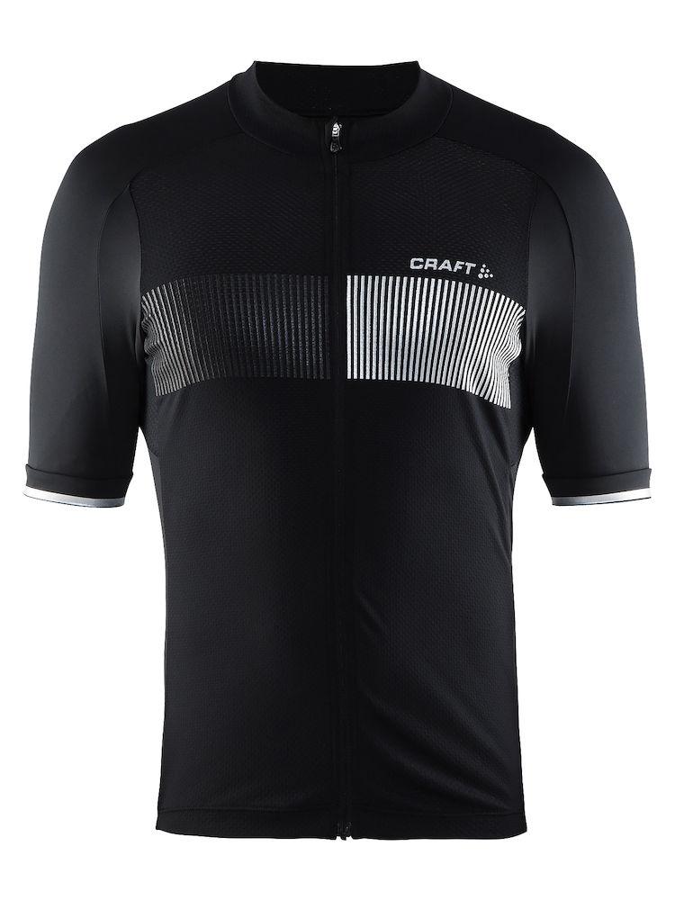 Craft Verve glow jersey Sort/Neon   Trøjer
