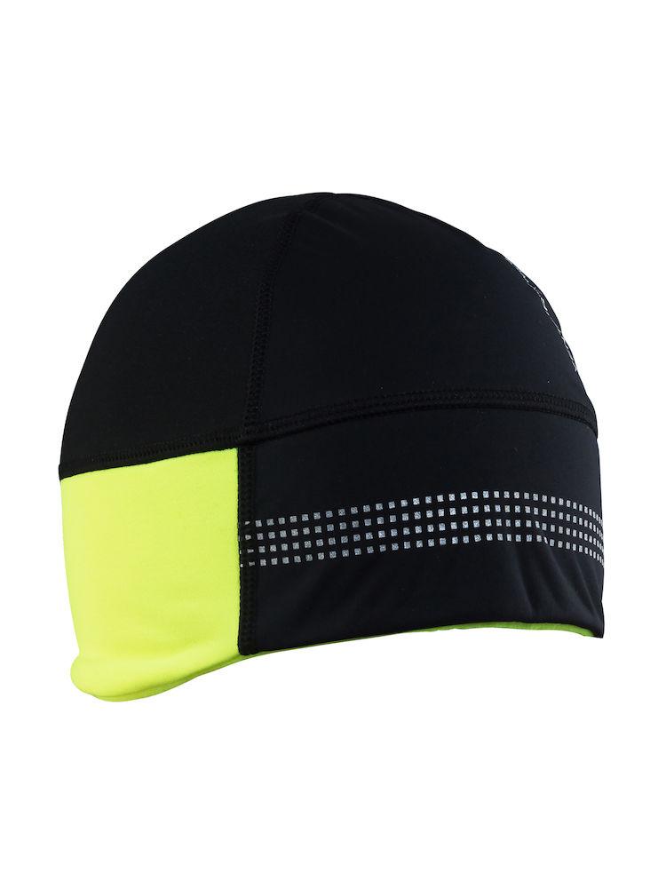 Craft Shelter Hat 2.0 sort/fluo | Hovedbeklædning