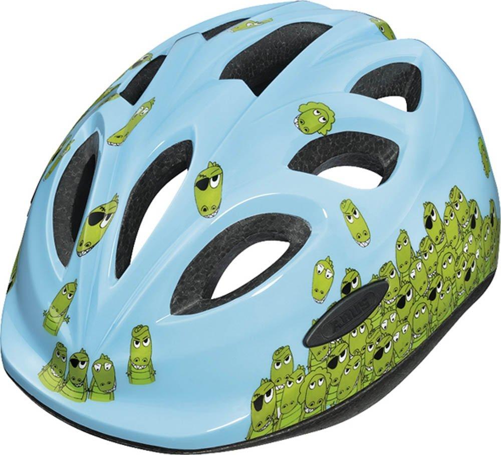 Abus Smiley Croco Family cykelhjelm   Hjelme