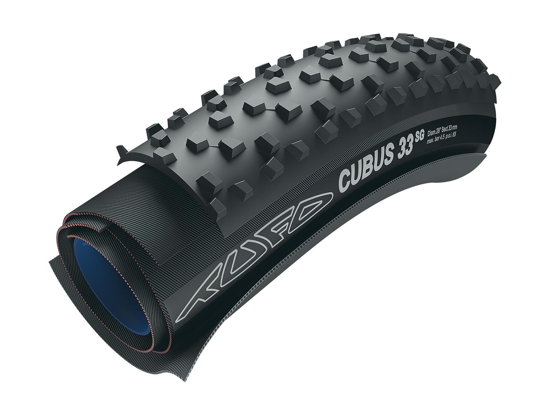 Tufo Cubus Tubular Cross dæk 700x33c | Dæk