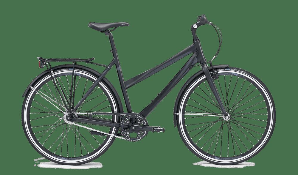 Cultima CX dame cykel med 7 gear - Matsort   City-cykler