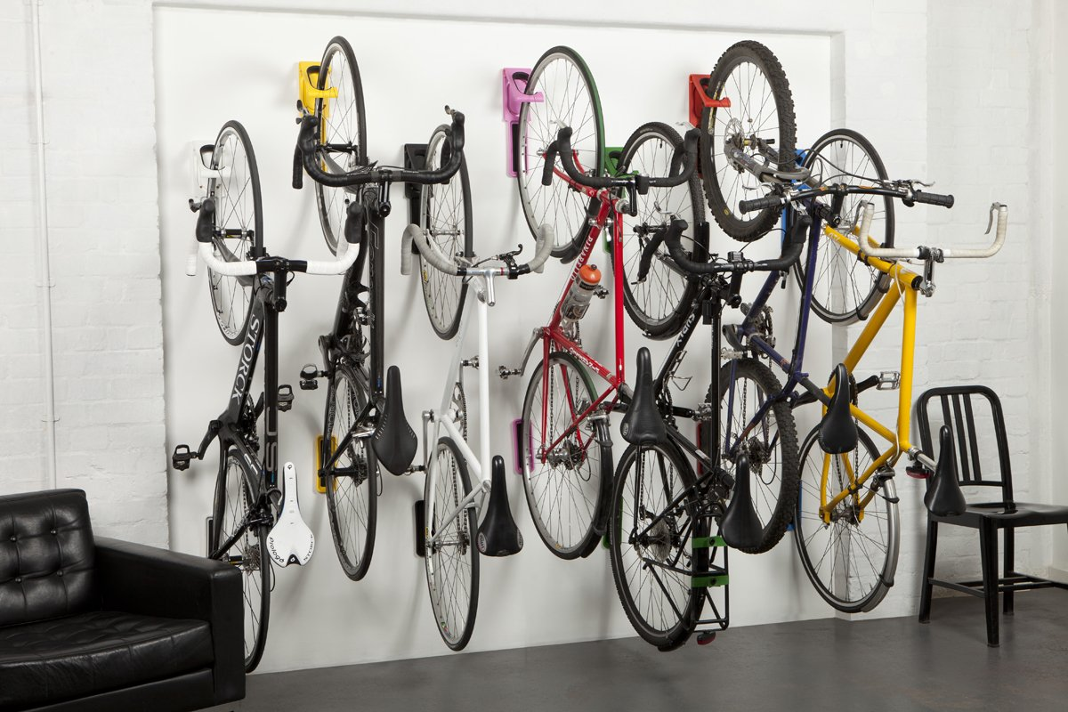 Cycloc Endo vægophæng til cykel - 389,00 : Cykelgear.dk - Cykelgear.dk