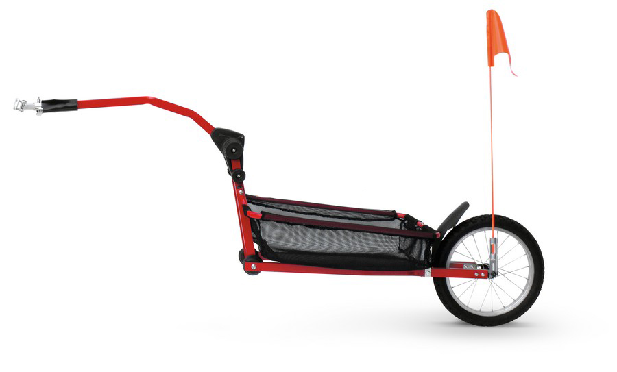 Peruzzo Carry Angel cykeltrailer | Trailer til cykler