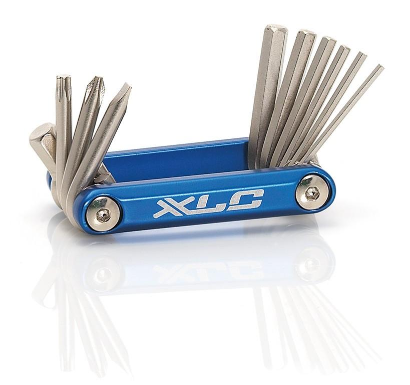 XLC multitool 10-i-1 | Multi- og miniværktøj