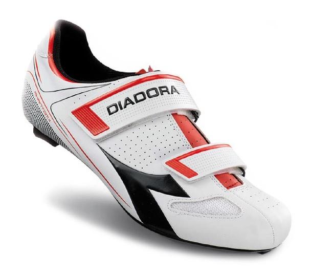 Diadora Phantom II hvid / rød | Sko