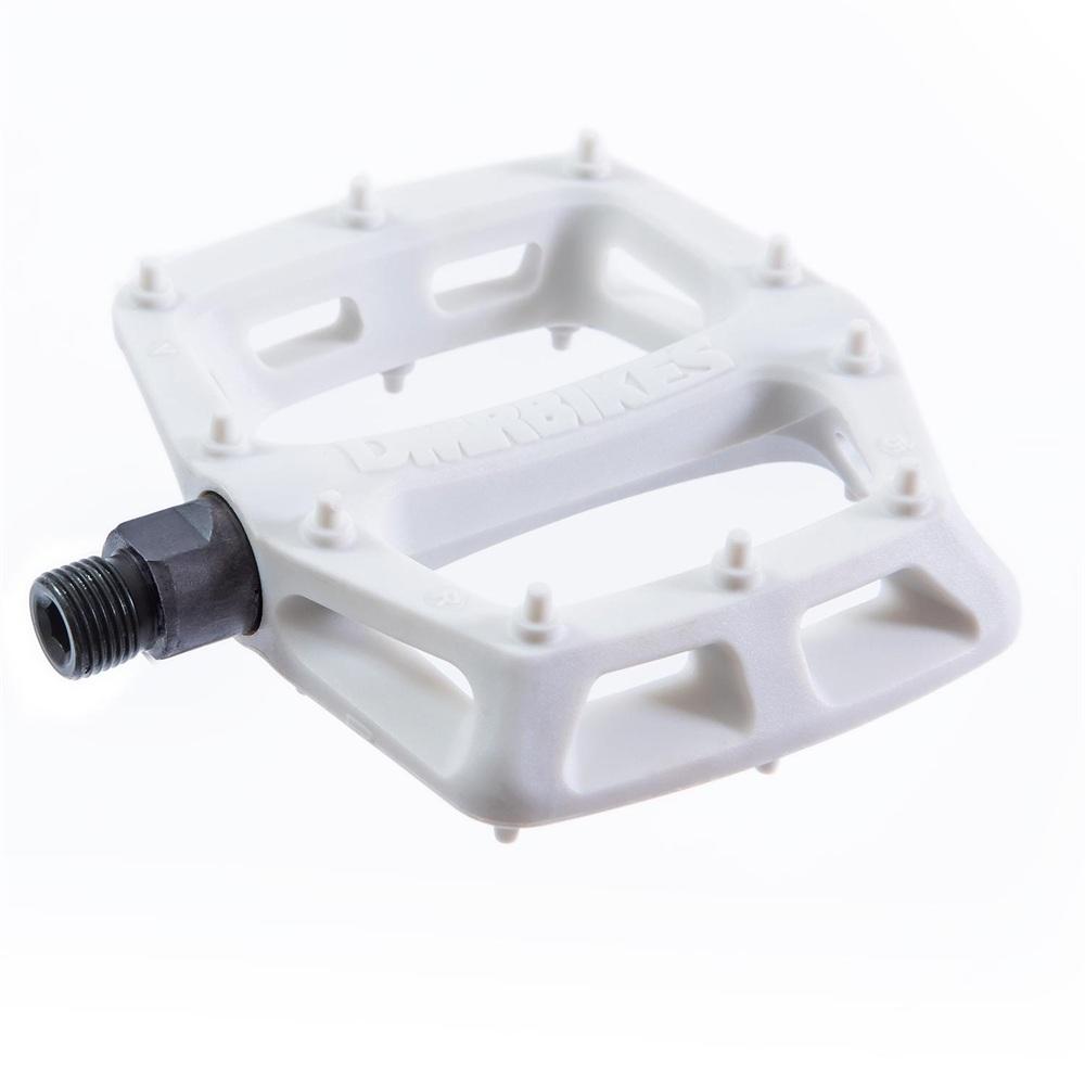 DMR V6 Pedalsæt Hvid | Pedaler
