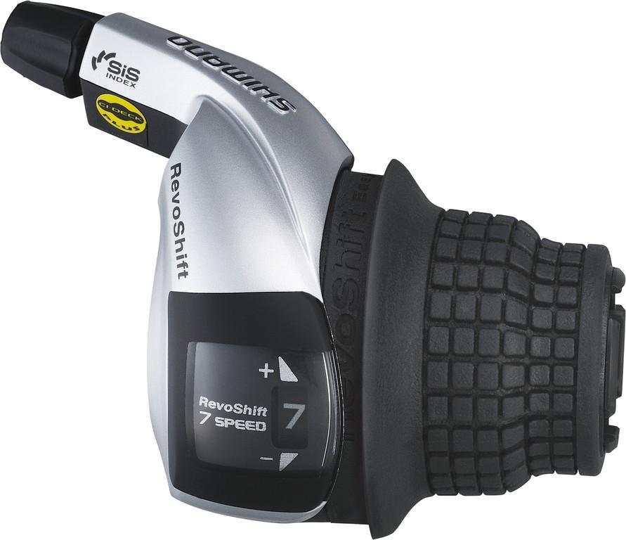 Drejegreb Revo til 7 udvendige gear | Gear levers