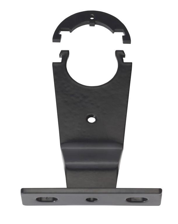 Kurveholder kan åbnes 1 1/8 Basil sort - 29,00   Bags accessories