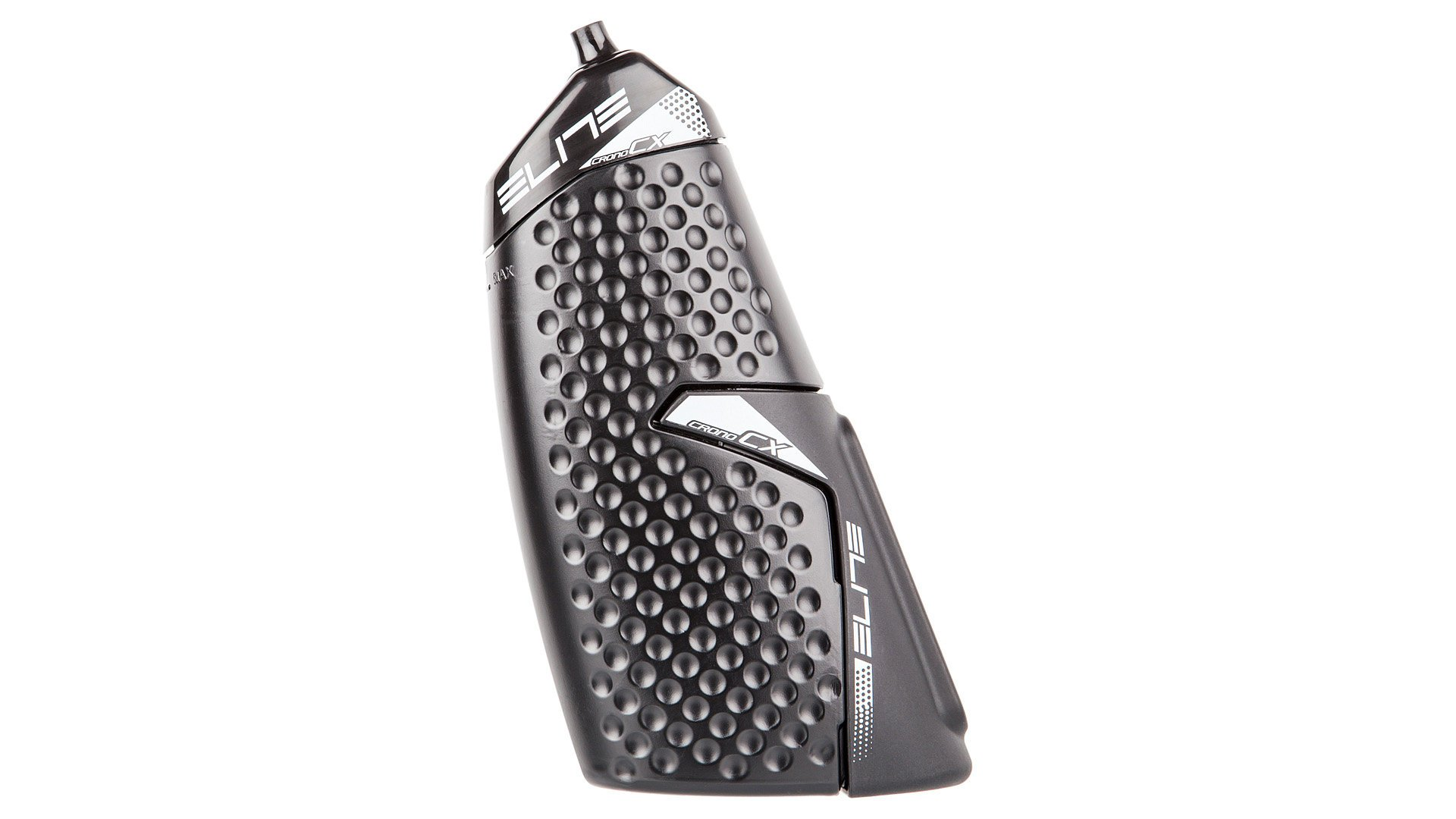 Elite Crono CX sæt med både flaskeholder og flaske fiber   item_misc
