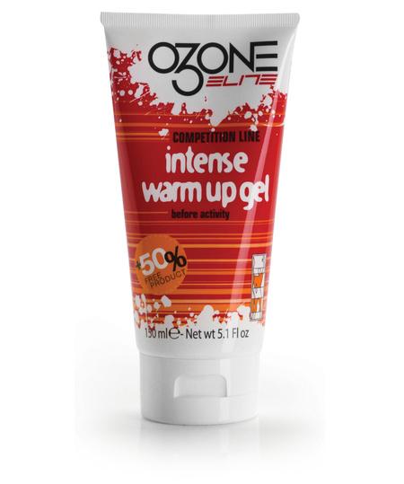 Elite Intense Warm Up Gel 150 ml | Personlig pleje