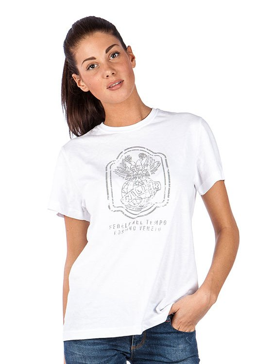 Wilier Fedele T-Shirt hvid
