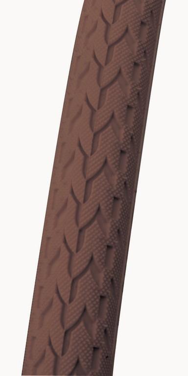 Fixie Pop Dæk 700x24c brun | Dæk