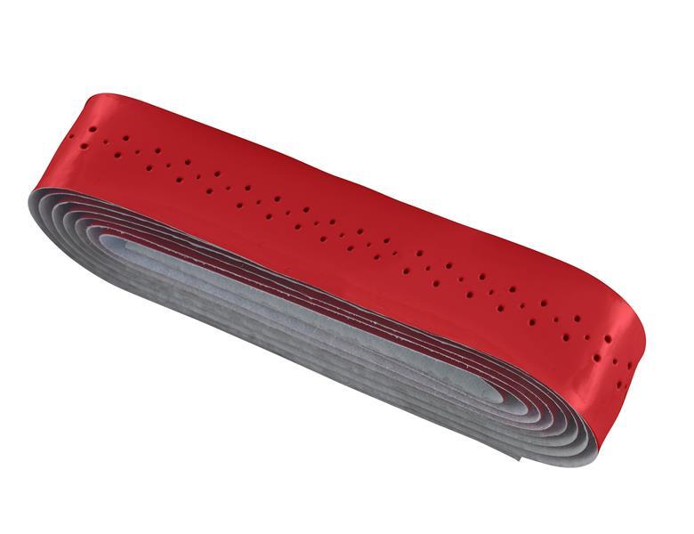 Fizik Superlight classic styrbånd rød glossy