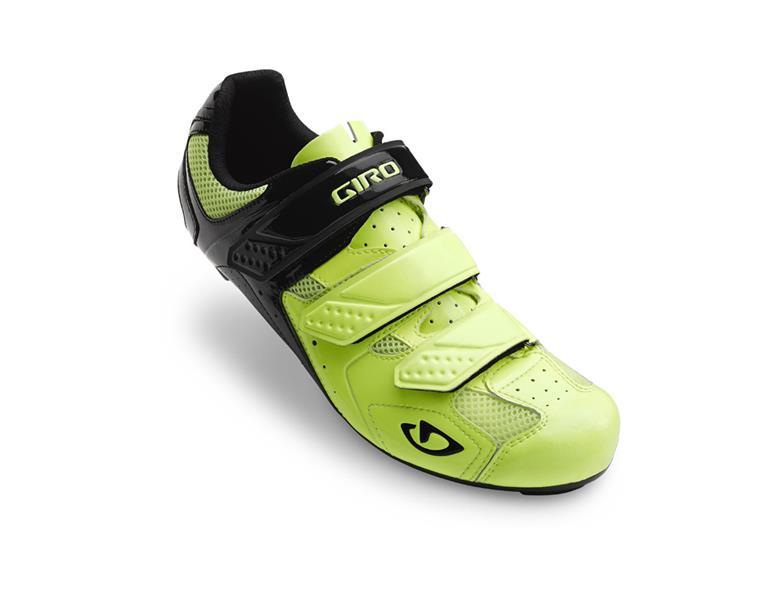 Giro Treble race/spinning sko fluo/sort | Sko