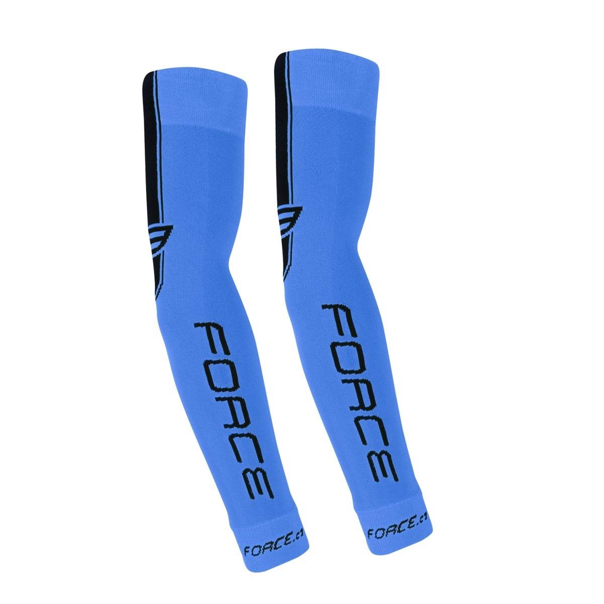 Force løse armvarmere blå | Warmers