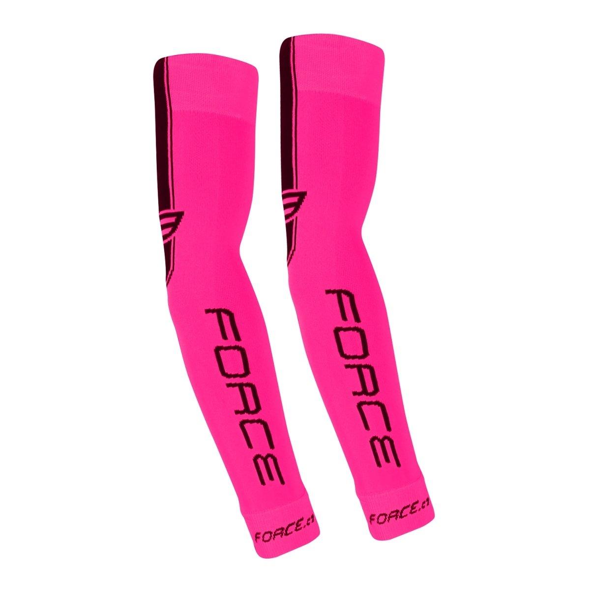 Force løse armvarmere pink | Arm- og benvarmere