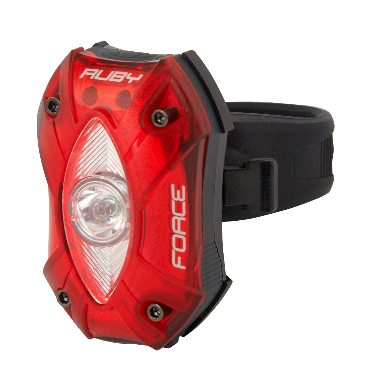 Force led baglygte USB | Computer Battery and Charger