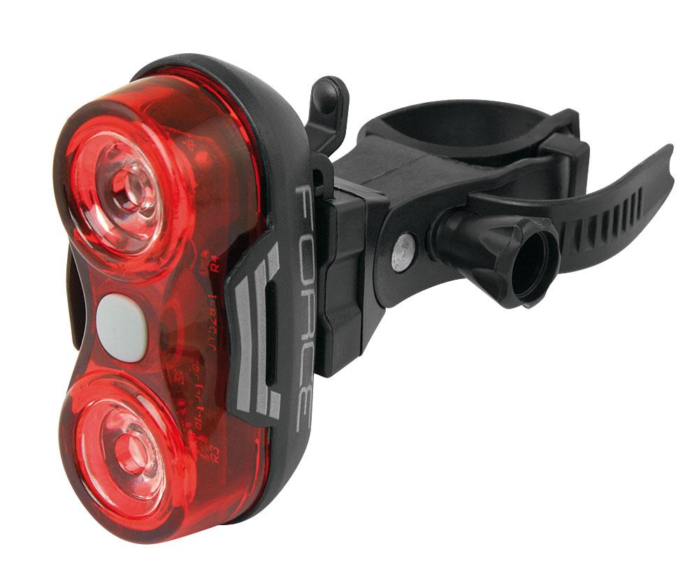 Force baglygte med 2 lysdioder   Rear lights