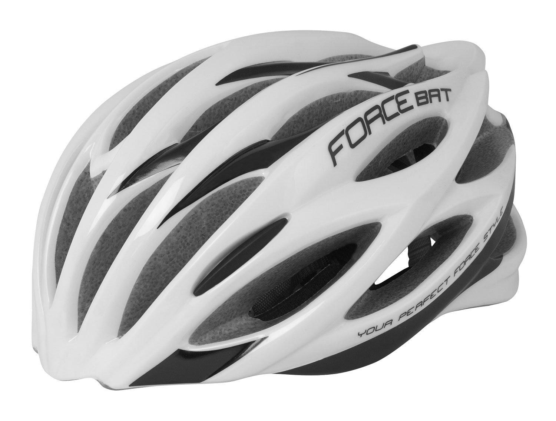 Force Bat hjelm hvid