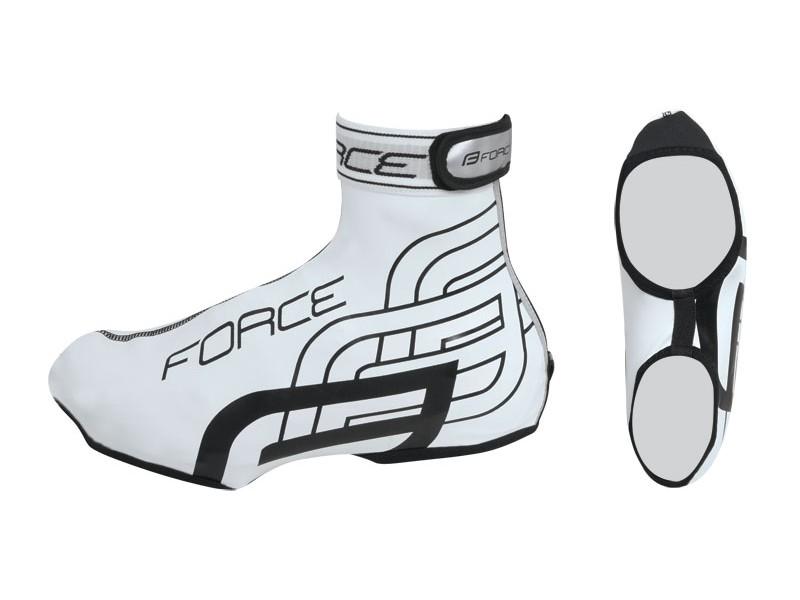 Force Rainy hvid skoovertræk | shoecovers_clothes