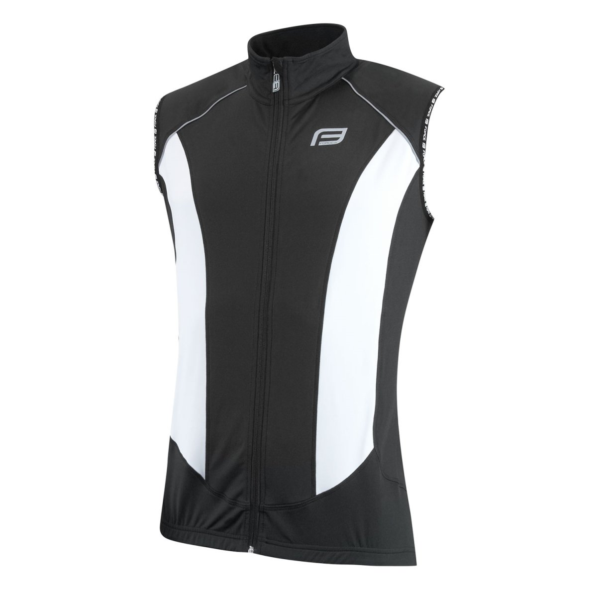 Force V68 SuperRoubaix vest sort | Vests