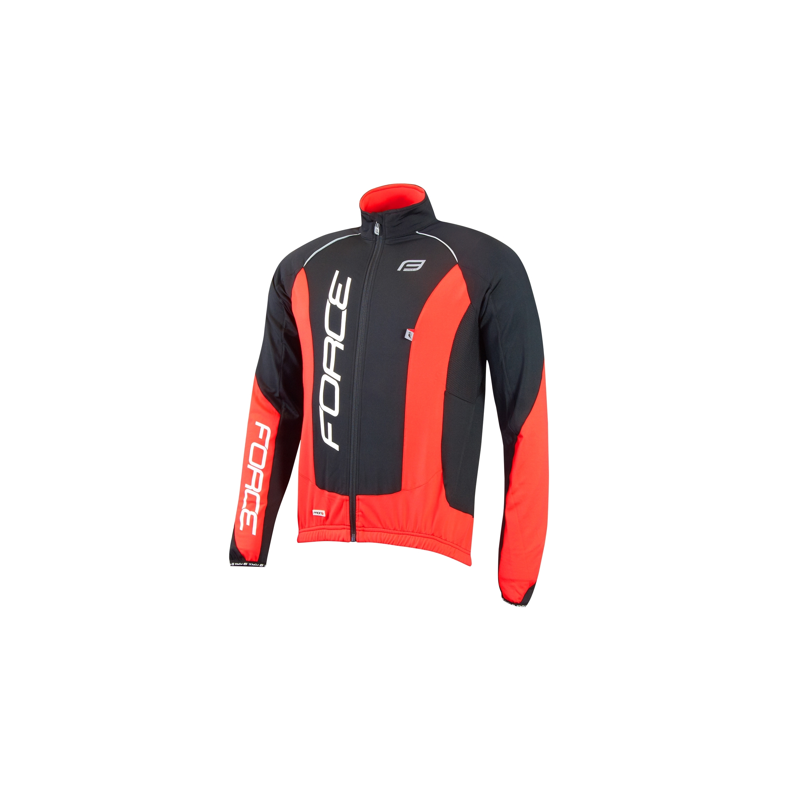 Force X68 Pro jakke sort/rød | Jakker