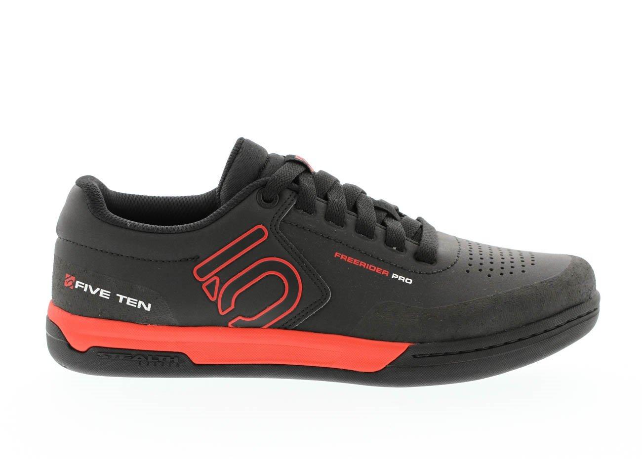 FIVE Ten Freerider Pro Sort/Rød | Shoes and overlays