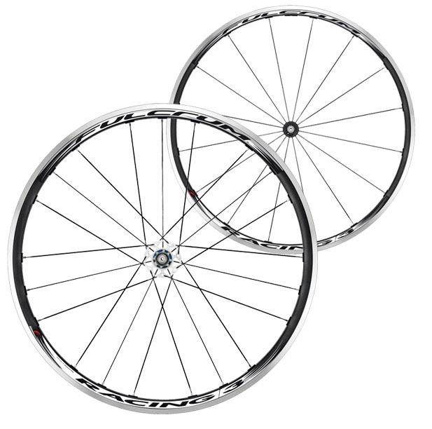 Fulcrum Racing 3 sort/hvid hjulsæt til Campagnolo   Hjulsæt