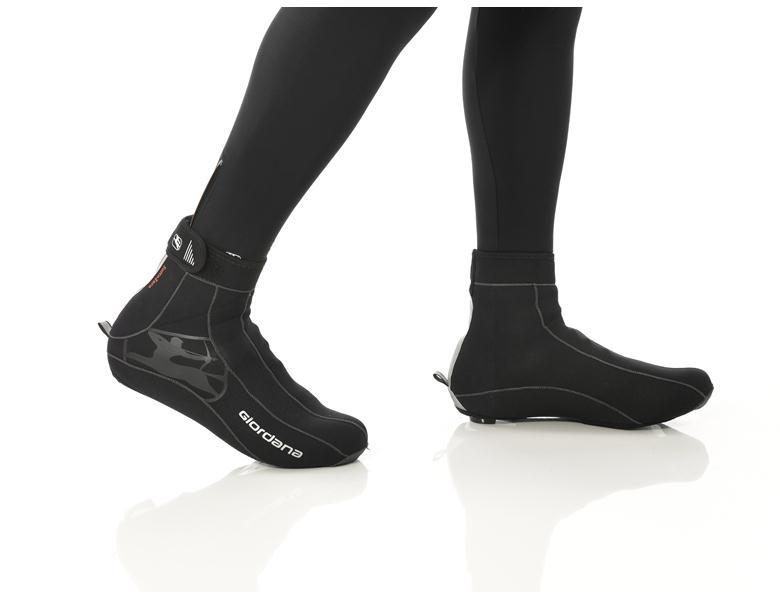 Giordana SottoZero sort skoovertræk | shoecovers_clothes