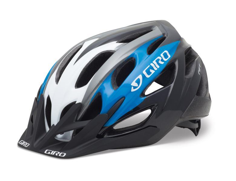 Giro Rift MTB hjelm 54-61 Sort/Blå/Hvid | Helmets