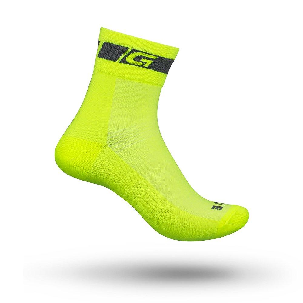 GripGrab Hi-Vis sokker regular cut | Strømper