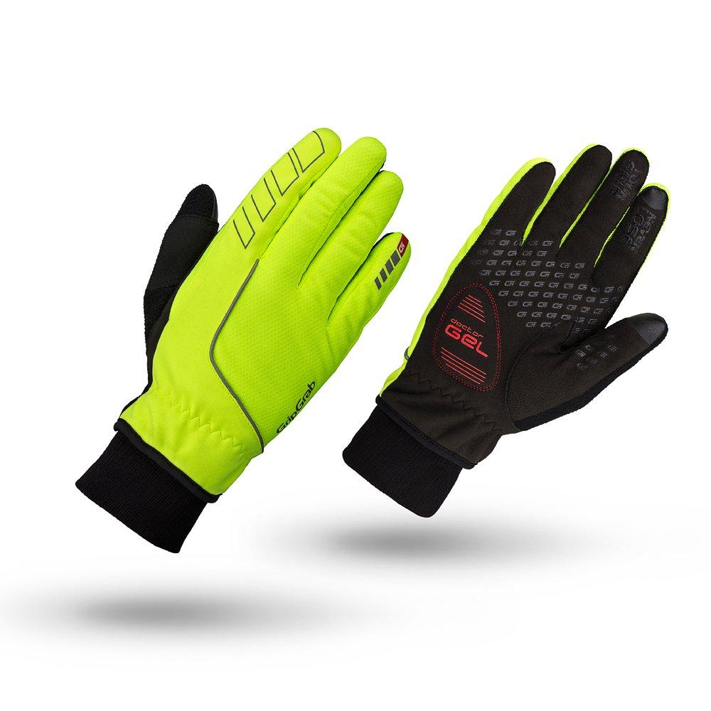 GripGrab Windster Hi-Vis vinter handsker