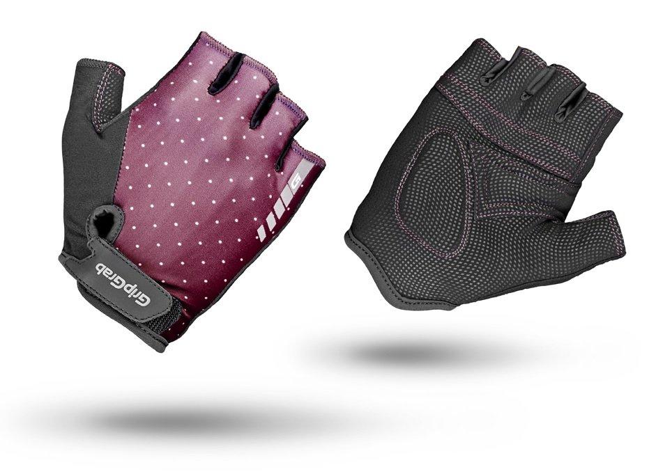 GripGrab Rouleur cykelhandsker til kvinder lilla | Handsker