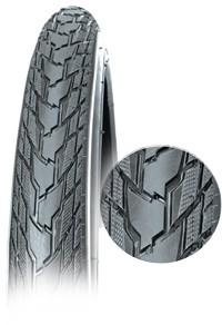 GRL Dæk 28x1,1/2 (40-635) 2mm beskyttelse   Tyres