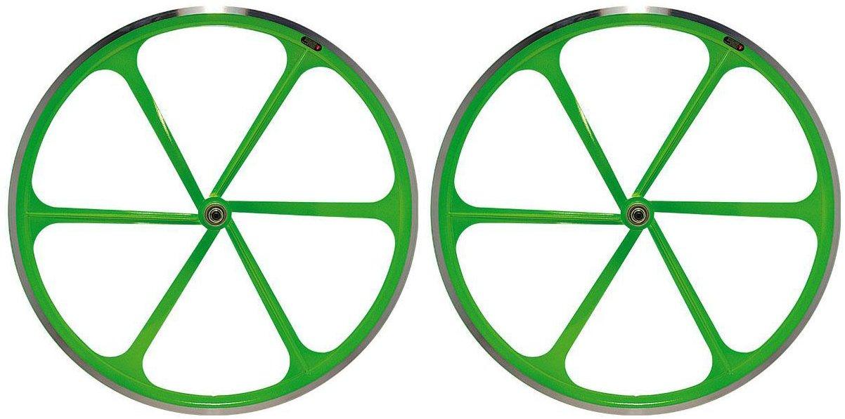 Fixie hjulsæt grøn