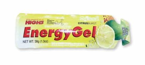 High5 EnergyGel CitrusBurst 30ml