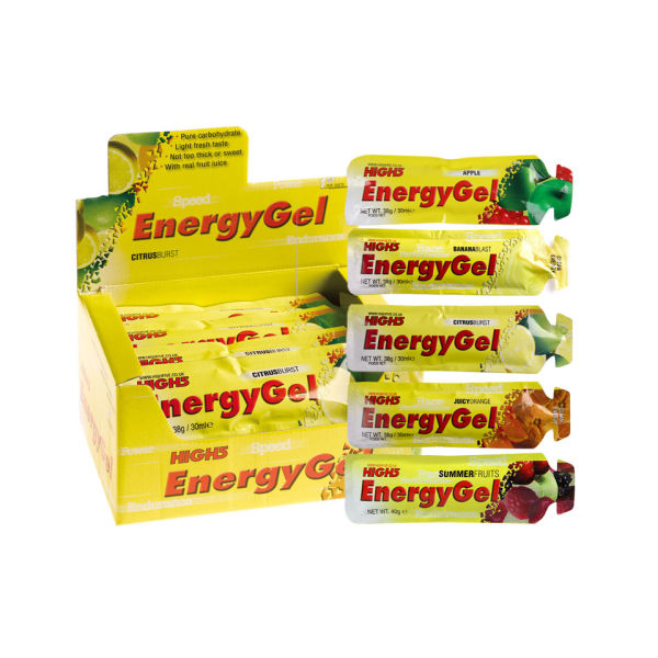 High5 EnergyGel Mix 20 stk.