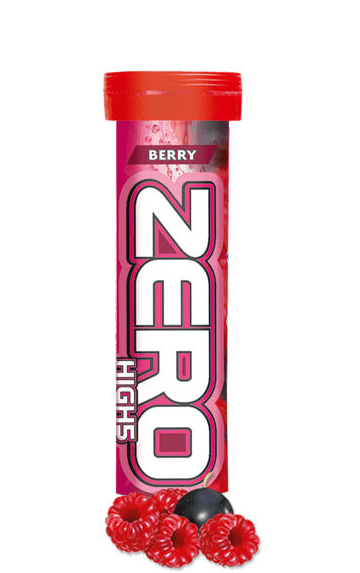 High5 Zero Tablets 1 x 10 stk Berry