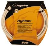 Kabelsæt Jagwire HyFlow Hydraulisk Quick-Fit Teflon 3000 mm Hvid | Gafler